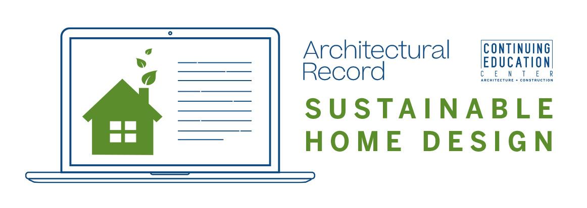 Sustainable Home Design Symposium